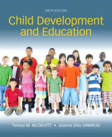 Child Development and Education, Enhanced Pearson Etext with Loose-Leaf Version -- Access Card Package av Teresa M McDevitt og Jeanne Ellis Ormrod (Blandet mediaprodukt)