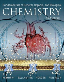 Fundamentals of General, Organic, and Biological Chemistry av John E. McMurry, David S. Ballantine, Carl A. Hoeger og Virginia E. Peterson (Innbundet)