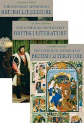 Longman Anthology of British Literature, The, Volumes 1a, 1b, and 1c, Plus Mylab Literature -- Access Card Package av Professor Christopher Baswell, Clare Carroll, David Damrosch, Professor Kevin J H Dettmar og Andrew David Hadfield (Blandet mediaprodukt)