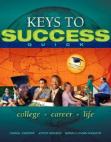 Omslag - Keys to Success Quick Plus New Mystudentsuccesslab Update -- Access Card Package