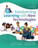 Omslag - Transforming Learning with New Technologies, Enhanced Pearson Etext with Loose-Leaf Version -- Access Card Package