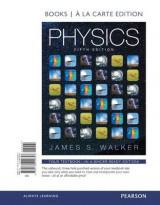Omslag - Physics, Books a la Carte Edition
