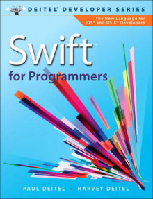 Swift for Programmers av Paul J. Deitel og Harvey Deitel (Heftet)