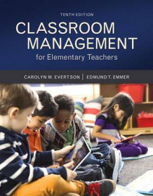 Classroom Management for Elementary Teachers with Myeducationlab with Enhanced Pearson Etext, Loose-Leaf Version -- Access Card Package av Carolyn M Evertson og Edmund T Emmer (Blandet mediaprodukt)