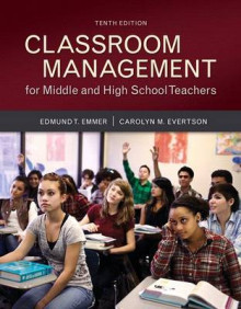 Classroom Management for Middle and High School Teachers with Myeducationlab with Enhanced Pearson Etext, Loose-Leaf Version -- Access Card Package av Edmund T Emmer og Carolyn M Evertson (Blandet mediaprodukt)
