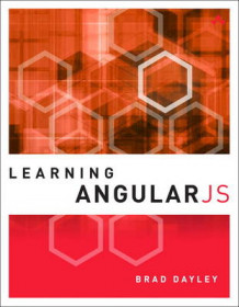 Learning angularJS av Brad Dayley (Heftet)