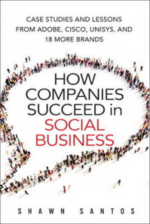 How Companies Succeed in Social Business av Shawn Santos (Innbundet)