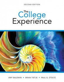 College Experience, the Plus New Mystudentsuccesslab with Pearson Etext -- Access Card Package av Amy Baldwin, Brian Tietje og Paul G Stoltz (Blandet mediaprodukt)