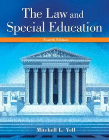 Law and Special Education, The, Enhanced Pearson Etext with Loose-Leaf Version -- Access Card Package av Mitchell L Yell (Blandet mediaprodukt)