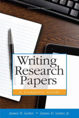 Omslag - Writing Research Papers