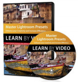 Omslag - Master Lightroom Presets Learn by Video