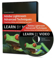 Adobe Lightroom Advanced Techniques av Rob Knight (DVD-ROM)
