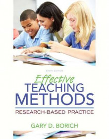 Effective Teaching Methods av Gary D Borich (Blandet mediaprodukt)