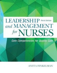 Leadership and Management for Nurses av Anita Finkelman (Heftet)