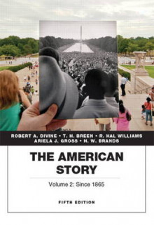 The American Story, Vol.2 av Robert A. Divine, T. H. Breen, R. Hal Williams, Ariela Julie Gross og H. W. Brands (Heftet)
