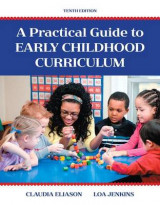 Omslag - Practical Guide to Early Childhood Curriculum, A, with Enhanced Pearson Etext -- Access Card Package