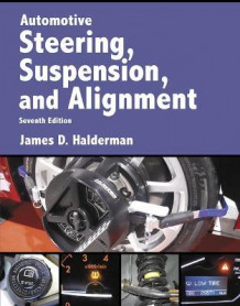 Automotive Steering, Suspension & Alignment av James D. Halderman (Heftet)