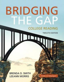 Bridging the Gap av Brenda D Smith (Blandet mediaprodukt)
