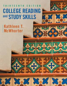College Reading and Study Skills av University Kathleen T McWhorter (Blandet mediaprodukt)