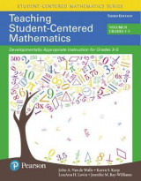 Omslag - Teaching Student-Centered Mathematics: Volume II