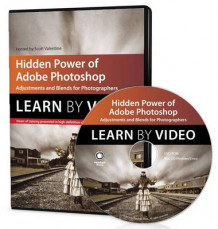 Hidden Power of Adobe Photoshop av Scott Valentine (DVD-ROM)