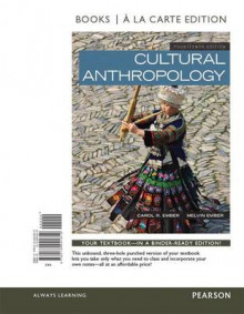Cultural Anthropology, Books a la Carte Edition Plus Revel -- Access Card Package av Carol R Ember og Melvin R Ember (Blandet mediaprodukt)