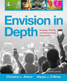Envision in Depth av Christine L Alfano og Alyssa J O'Brien (Heftet)
