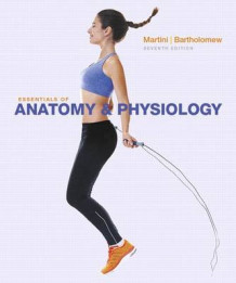 Essentials of Anatomy & Physiology Plus Masteringa&p with Etext -- Access Card Package av Frederic H Martini og Edwin F Bartholomew (Blandet mediaprodukt)