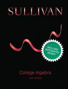 College Algebra with Integrated Review and Guided Lecture Notes, Plus New MyMathLab with Pearson eText - Access Card Package av Michael Sullivan (Innbundet)