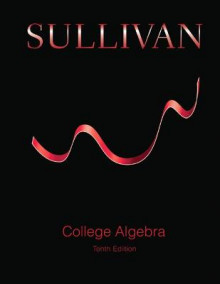 Guided Lecture Notes for College Algebra with Integrated Review av Affiliation Michael Sullivan (Perm)