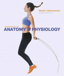 Essentials of Anatomy & Physiology av Frederic H. Martini og Edwin F. Bartholomew (Innbundet)