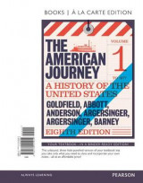 Omslag - American Journey, The, Volume 1, Books a la Carte Edition