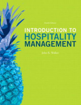 Omslag - Introduction to Hospitality Management and Plus MyHospitalityLab with Pearson eText -- Access Card Package