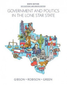 Government and Politics in the Lone Star State Plus New Mypoliscilab for Texas Government -- Access Card Package av L Tucker Gibson og Clay Robison (Blandet mediaprodukt)