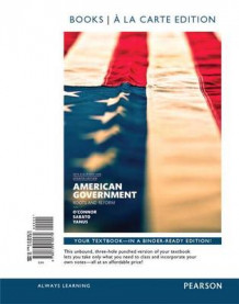 American Government, 2014 Elections and Updates Edition, Books a la Carte Edition Plus New Mypoliscilab for American Government -- Access Card Package av Karen J O'Connor (Blandet mediaprodukt)