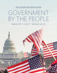 Government by the People, 2014 Election Update Plus NEW MyPoliSciLab for American Government - Access Card Package av David B. Magleby, Paul C. Light og Christine L. Nemacheck (Blandet mediaprodukt)