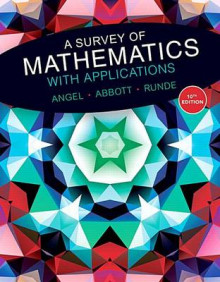 A Survey of Mathematics with Applications Plus Mylab Math Student Access Card -- Access Code Card Package av Allen R Angel, Christine D Abbott og Dennis Runde (Blandet mediaprodukt)