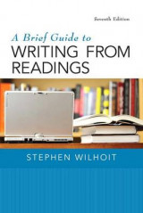 Omslag - Brief Guide to Writing from Readings, A, Plus Mywritinglab with Pearson Etext -- Access Card Package