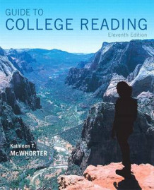 Guide to College Reading av University Kathleen T McWhorter (Blandet mediaprodukt)