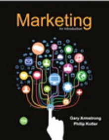 Marketing av Gary Armstrong og S C Johnson Distinguished Professor of International Marketing Philip Kotler (Perm)