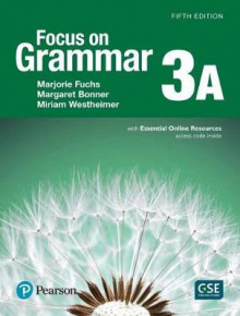 Focus on Grammar 3 Student Book a with Essential Online Resources av Marjorie Fuchs, Margaret Bonner og Miriam Westheimer (Heftet)