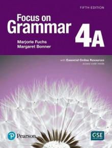 Focus on Grammar 4 Student Book a with Essential Online Resources av Marjorie Fuchs (Heftet)