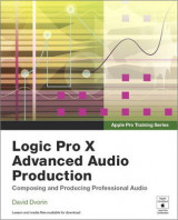Omslag - Logic Pro X Advanced Music Production