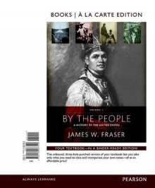 By the People av Prof James W Fraser (Blandet mediaprodukt)