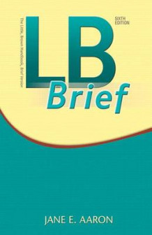 LB Brief with Tabs Plus Mylab Writing with Pearson Etext -- Access Card Package av Jane E Aaron (Blandet mediaprodukt)
