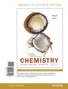General, Organic, and Biological Chemistry, Books a la Carte Edition av Laura D Frost, S Todd Deal og Karen C Timberlake (Perm)