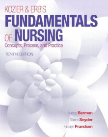Kozier & ERB's Fundamentals of Nursing Plus MyNursing Lab with Pearson eText - Access Card Package av Audrey J. Berman, Shirlee Snyder og Geralyn Frandsen (Blandet mediaprodukt)