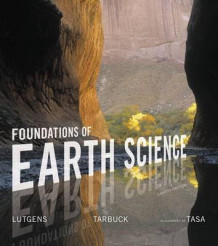 Foundations of Earth Science Plus Masteringgeology with Pearson Etext -- Access Card Package av Frederick K Lutgens, Edward J Tarbuck og Dennis G Tasa (Blandet mediaprodukt)