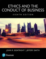 Omslag - Ethics and the Conduct of Business, Books a la Carte
