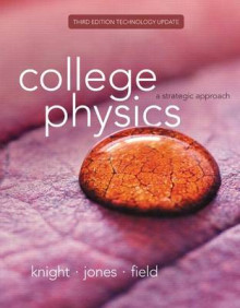College Physics av Randall D Knight, Professor of Environmental Liability Brian Jones og Stuart Field (Blandet mediaprodukt)